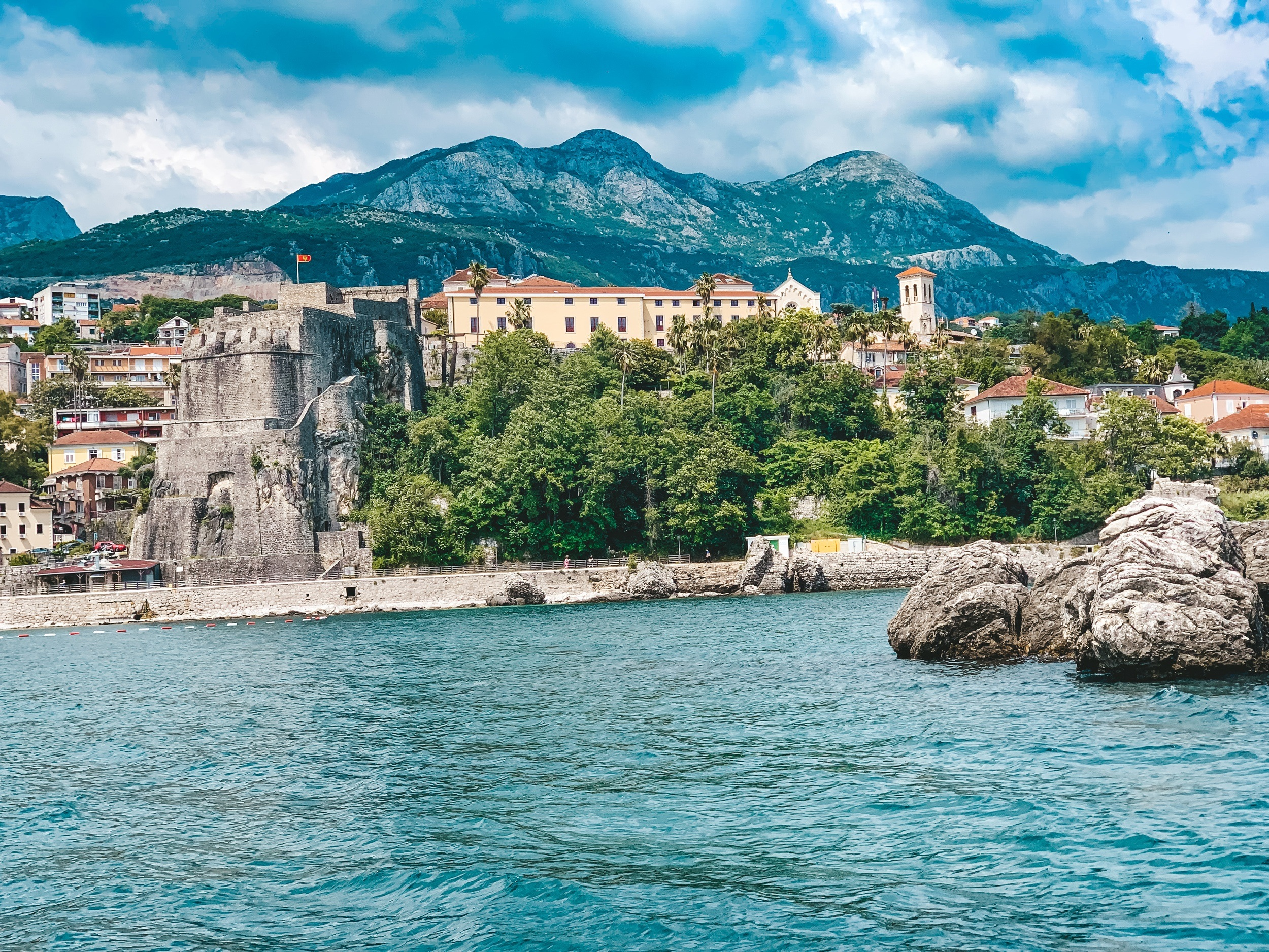 Tourist Visa For Montenegro