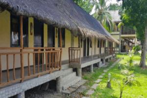 best cheap hotels in Puerto Galera Dulangan Beach Oceana Hotel & Beach Resort