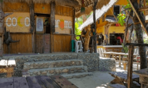 best cheap hotels in Puerto Galera White Beach Coco Aroma Restobar & Cottages Hotel