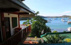 best cheap hotels in Puerto galera Poblacion Beach Badladz Dive Resort Hotel