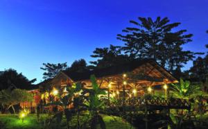 best hostels in malaysia Sandakan Sepilok Forest Edge Resort Hostel
