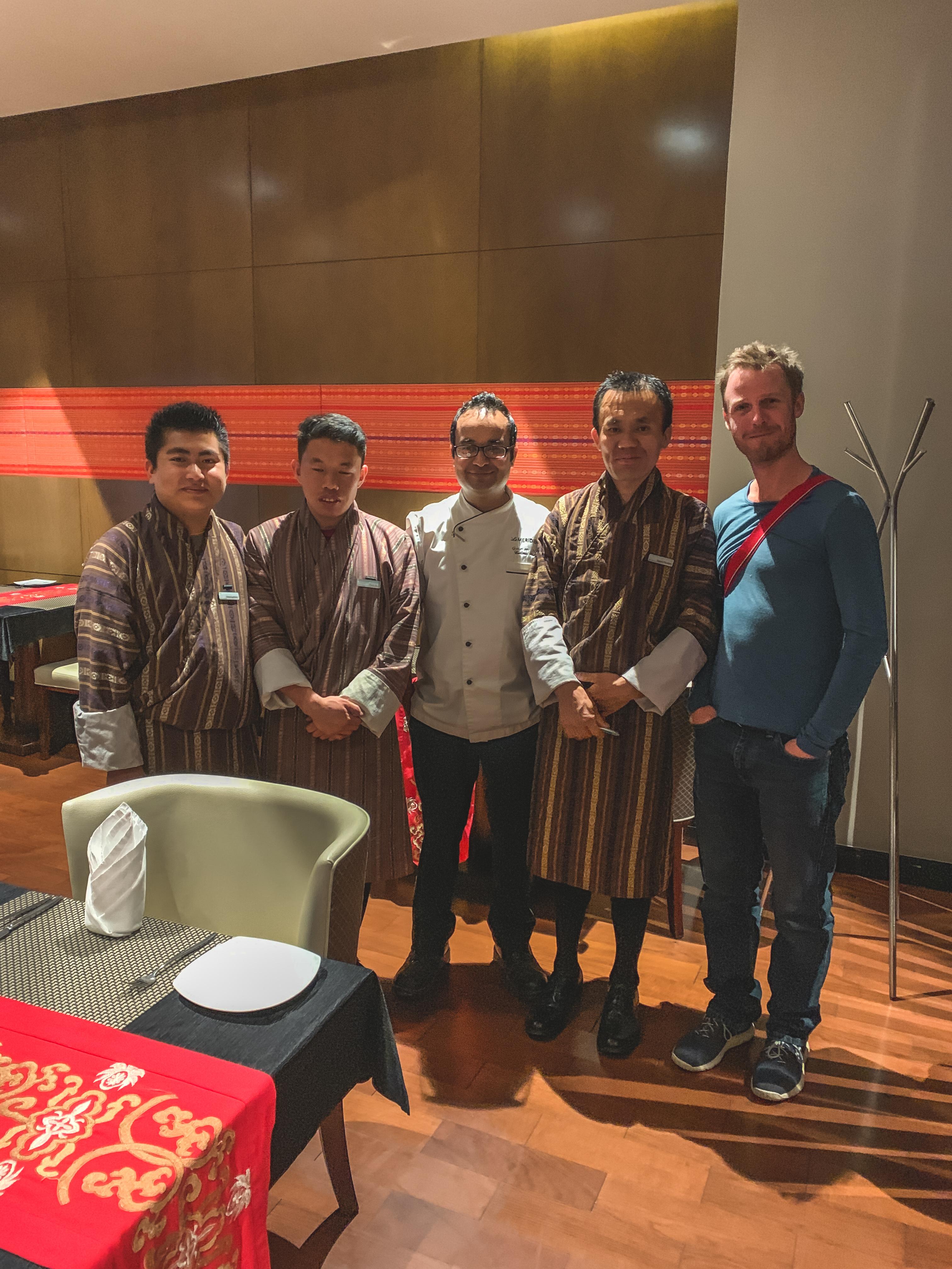 5 Star Bhutan Le Méridien Paro vs Le Méridien Thimphu1