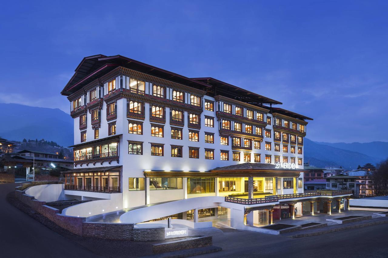 5 Star Bhutan Le Méridien Paro vs Le Méridien Thimphu11