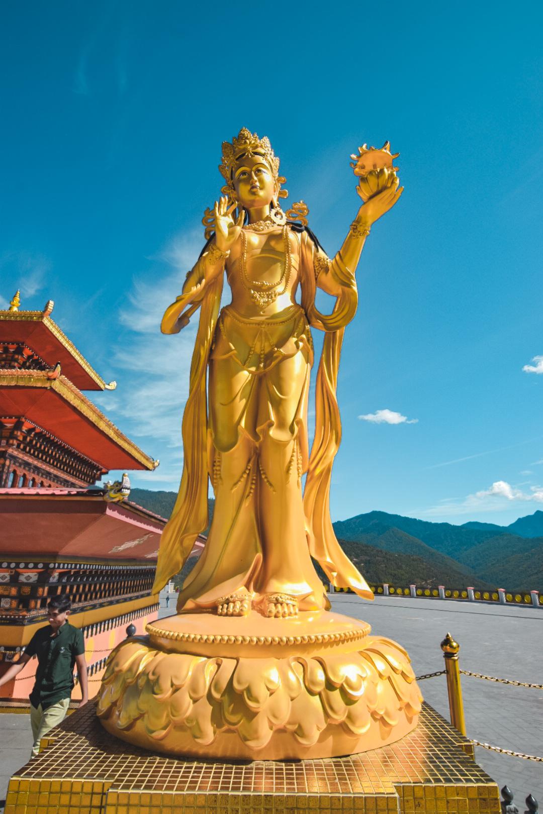 5 Star Bhutan Le Méridien Paro vs Le Méridien Thimphu14