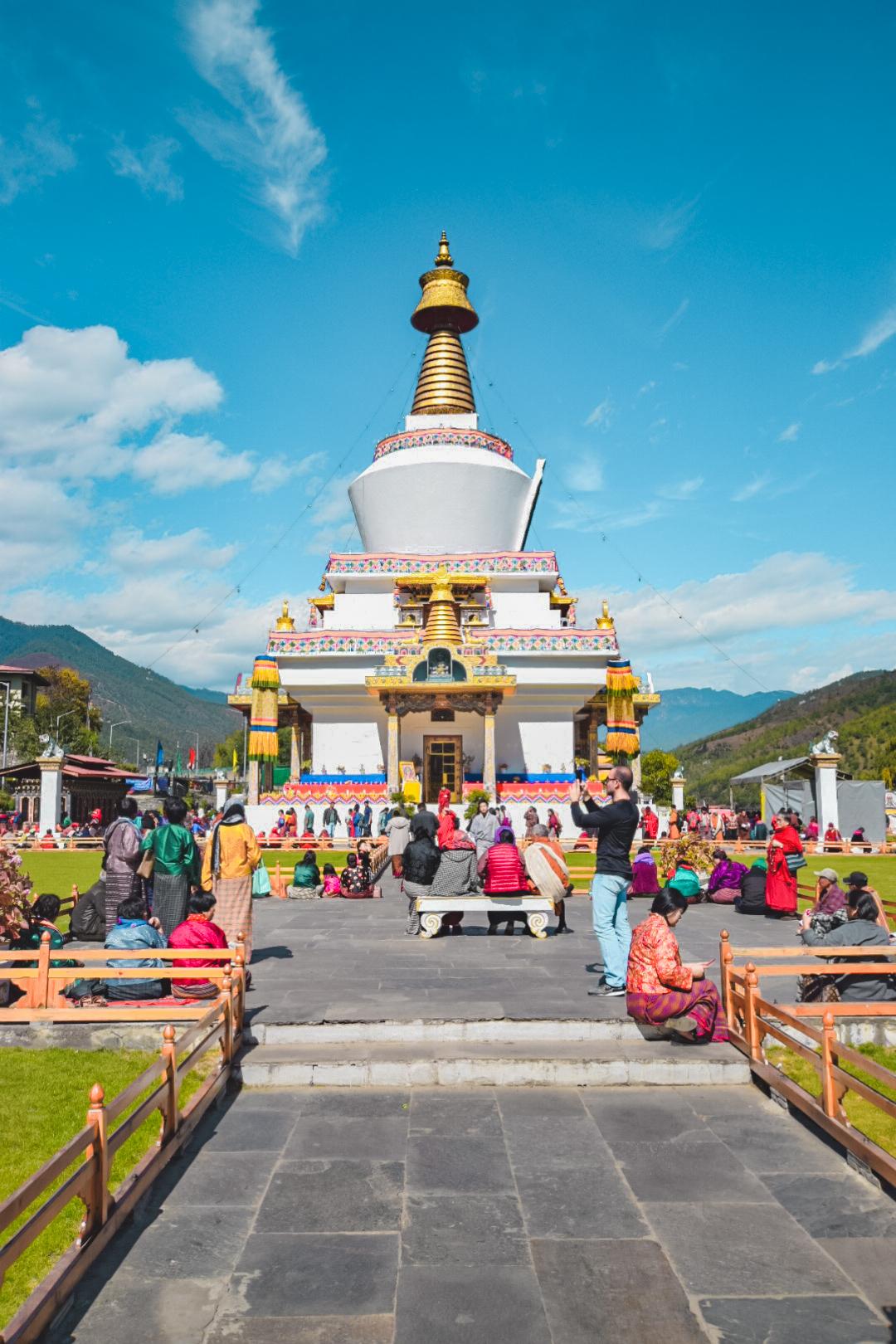 5 Star Bhutan Le Méridien Paro vs Le Méridien Thimphu15