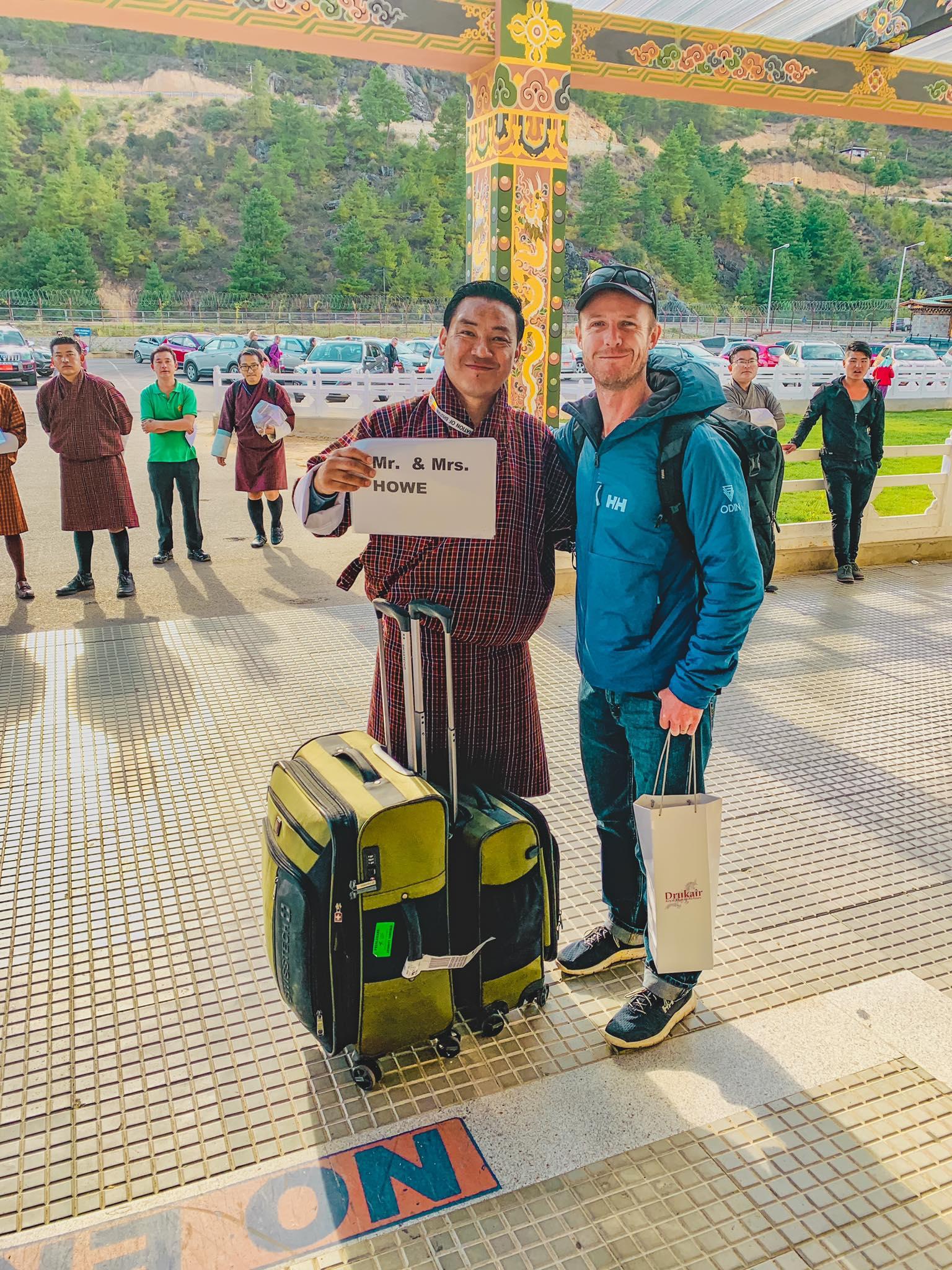 5 Star Bhutan Le Méridien Paro vs Le Méridien Thimphu2
