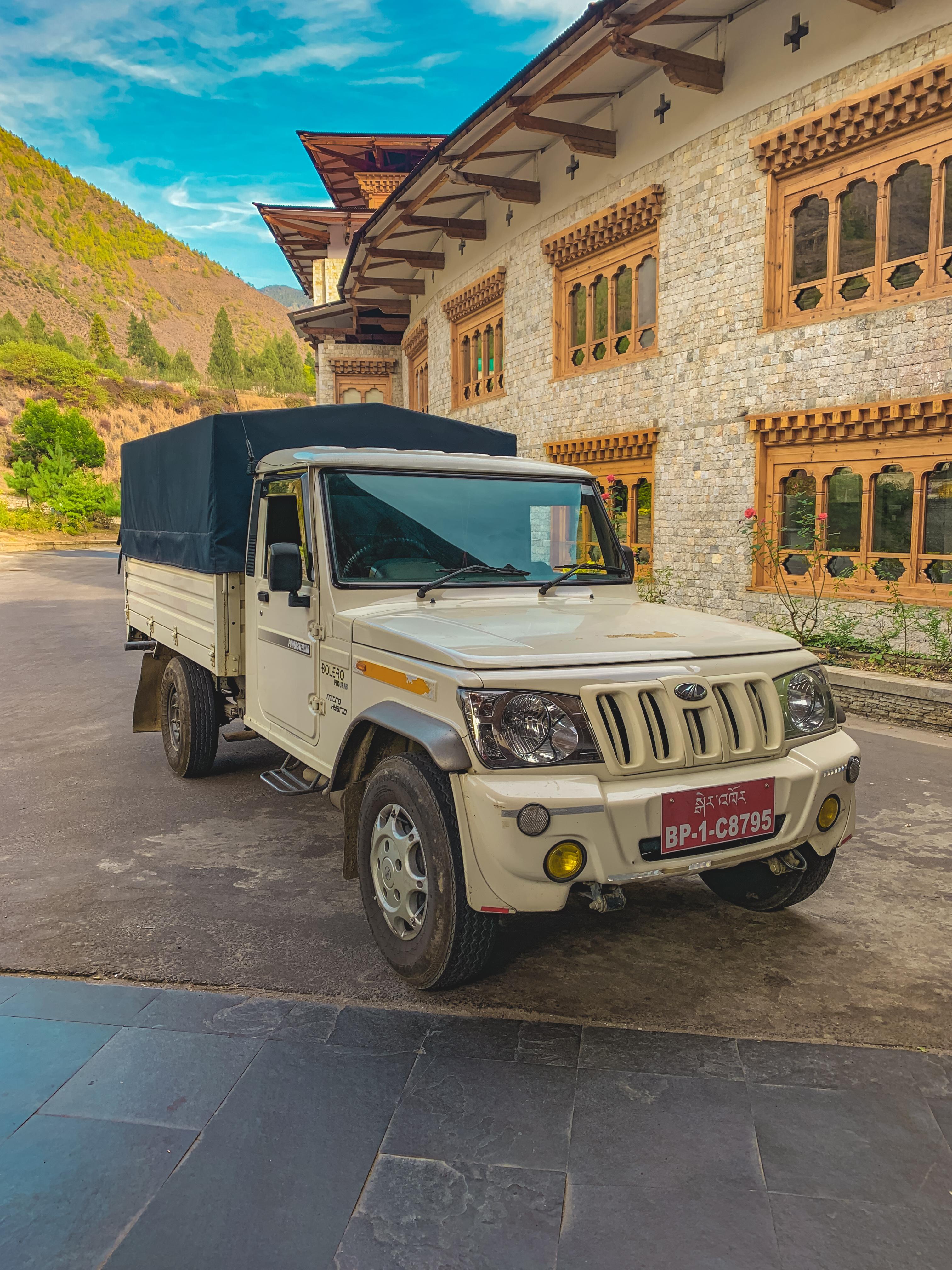5 Star Bhutan Le Méridien Paro vs Le Méridien Thimphu3