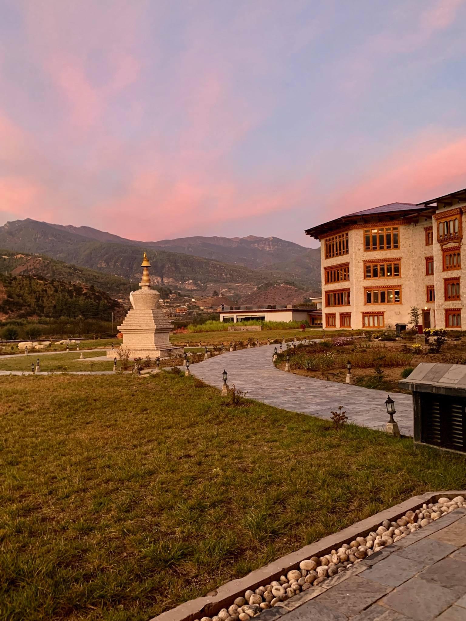 5 Star Bhutan Le Méridien Paro vs Le Méridien Thimphu6