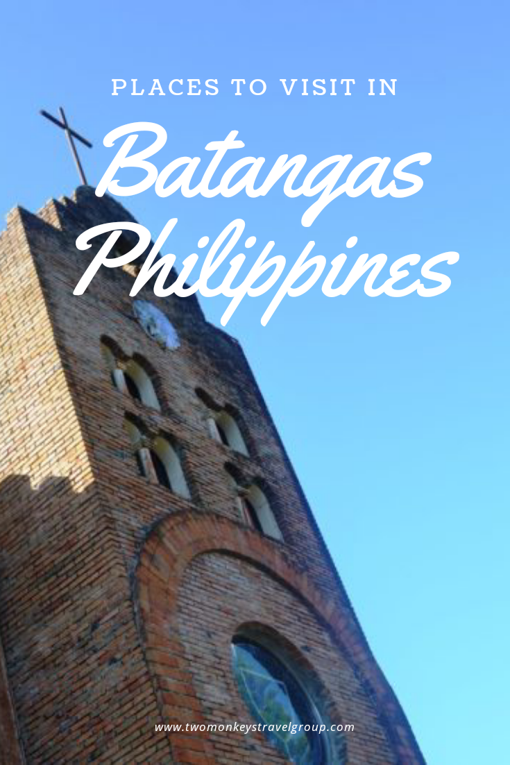 Batangas Tourist Spot 15 Places to Visit in Batangas, Philippines