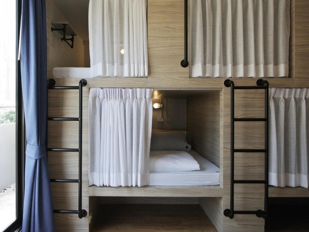 Best Backpacker Hostels in Bangkok, Thailand3