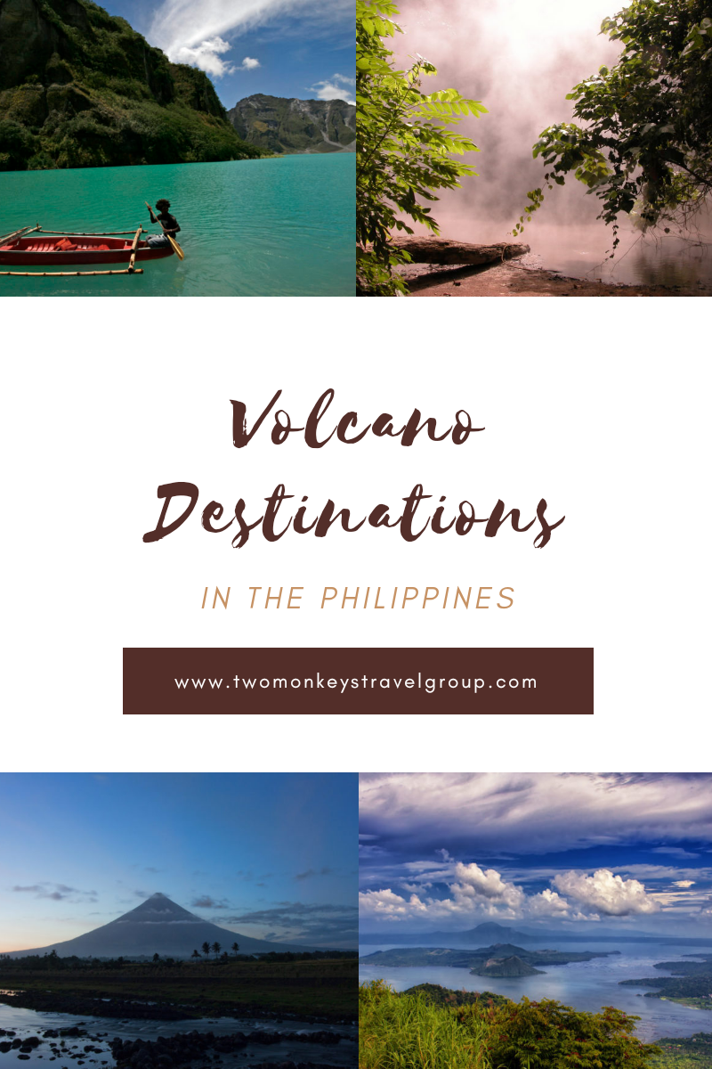 List of Best Volcano Destinations in the Philippines