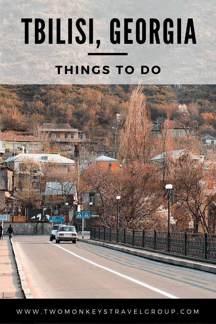 Things to Do Tbilisi Georgia