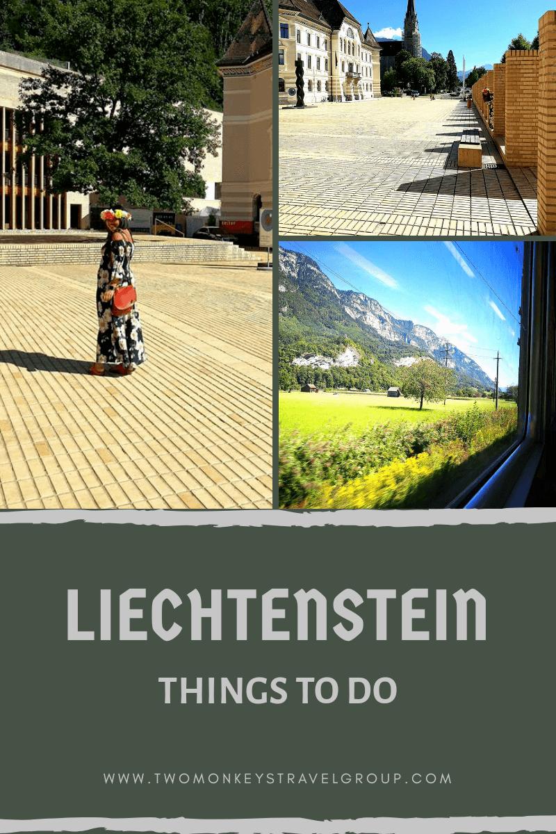 Things to Do in Liechtenstein