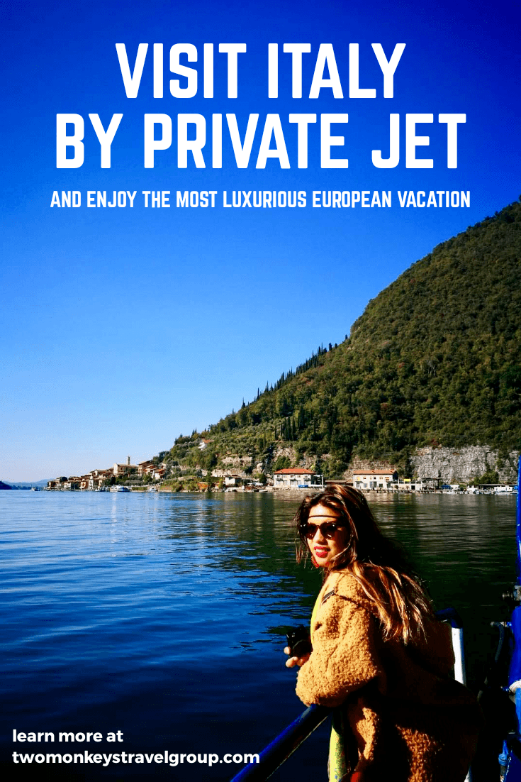 Visit Italy by Private Jet and Enjoy the Most Luxurious European Vacation1