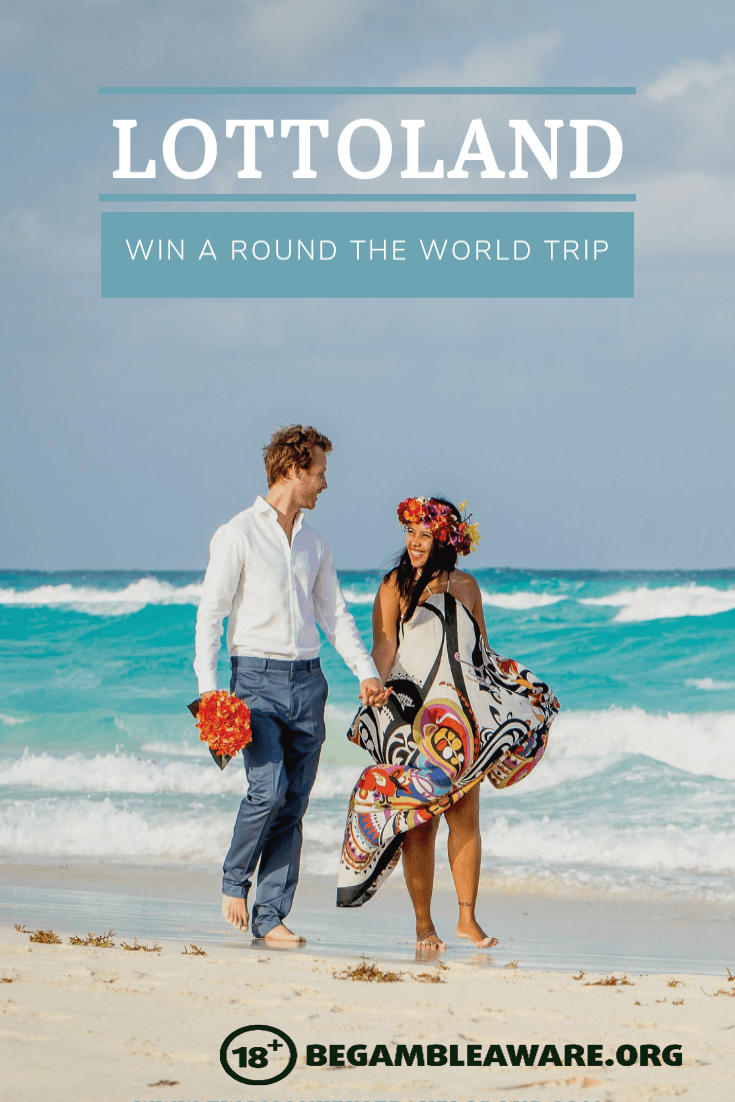 Win a Round the World Trip with Lottoland1