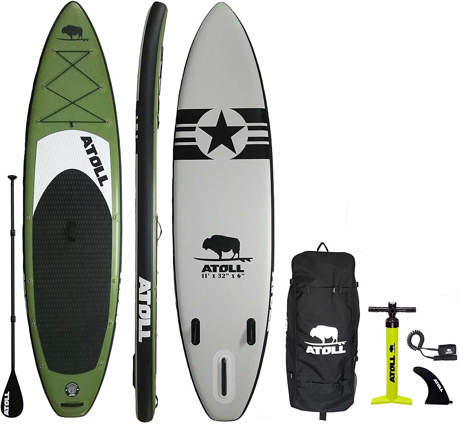 10 Best Inflatable SUP Board to Use During Your Water Expedition 1