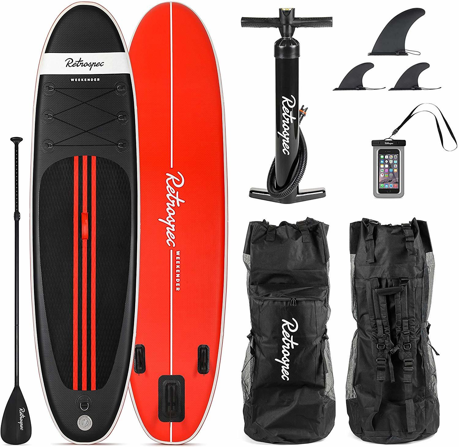 10 Best Inflatable SUP Board to Use During Your Water Expedition 10