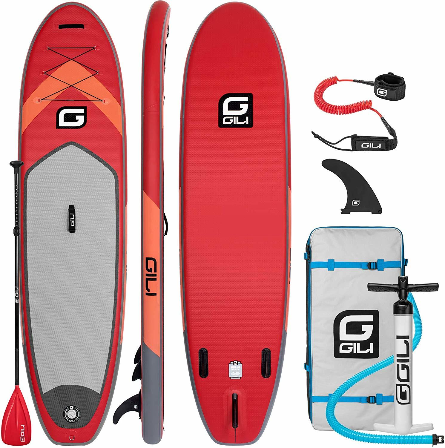 10 Best Inflatable SUP Board to Use During Your Water Expedition 3