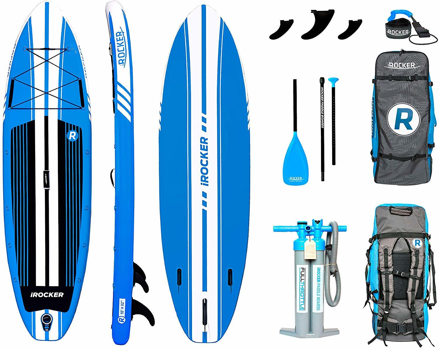 10 Best Inflatable SUP Board to Use During Your Water Expedition 4