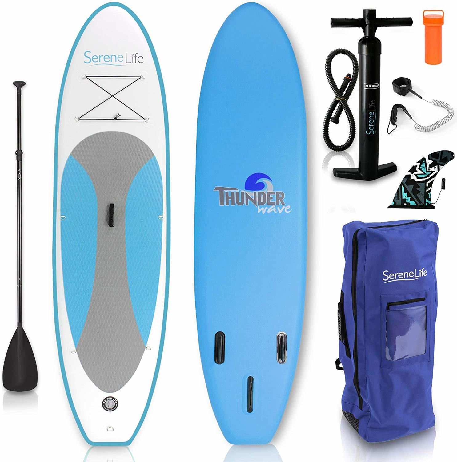 10 Best Inflatable SUP Board to Use During Your Water Expedition 6