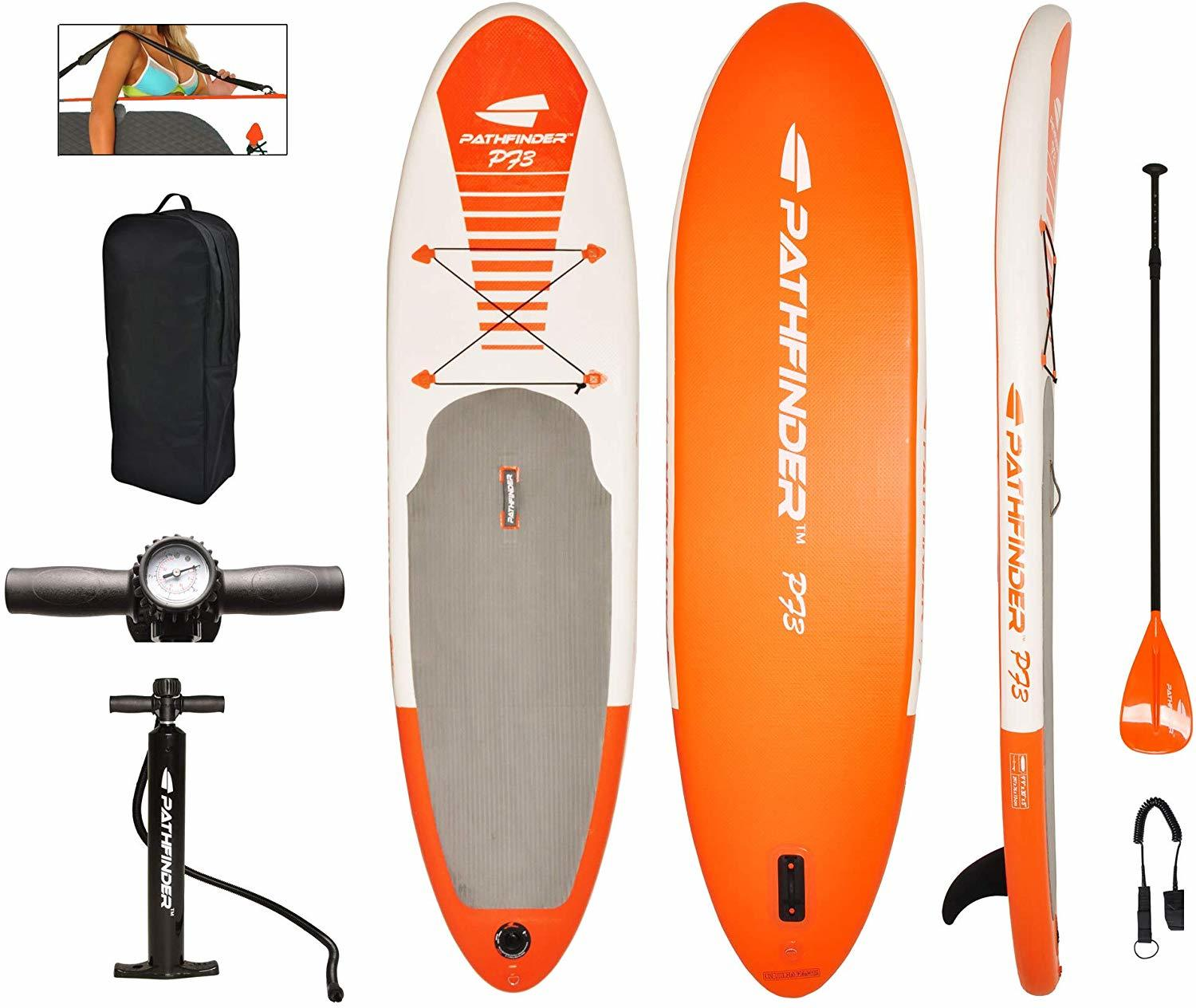 10 Best Inflatable SUP Board to Use During Your Water Expedition 8