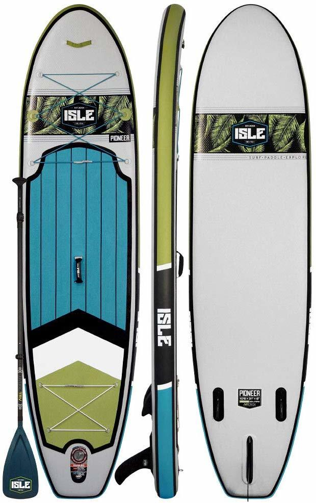 10 Best Inflatable SUP Board to Use During Your Water Expedition 9