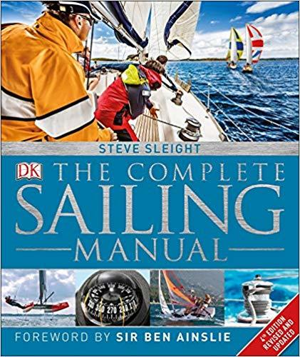 8 Sea Sailing Books for Beginners and Professionals 1