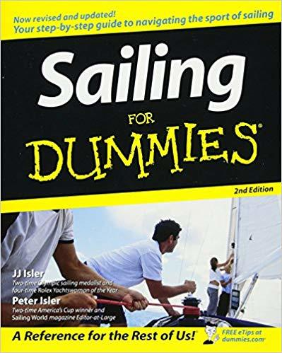 8 Sea Sailing Books for Beginners and Professionals 3