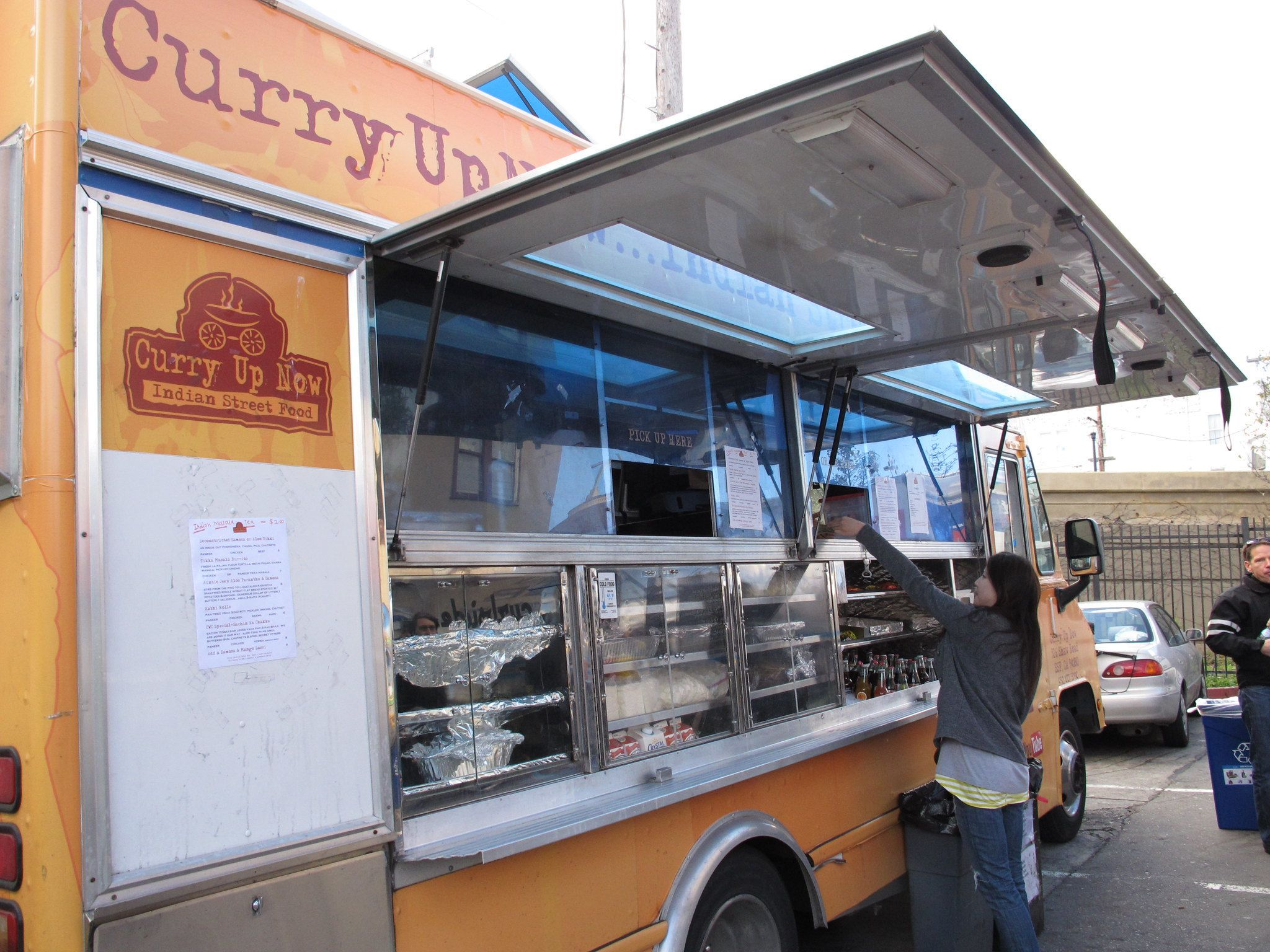 American Cuisine 10 San Francisco Best Food Trucks that You Have to Try