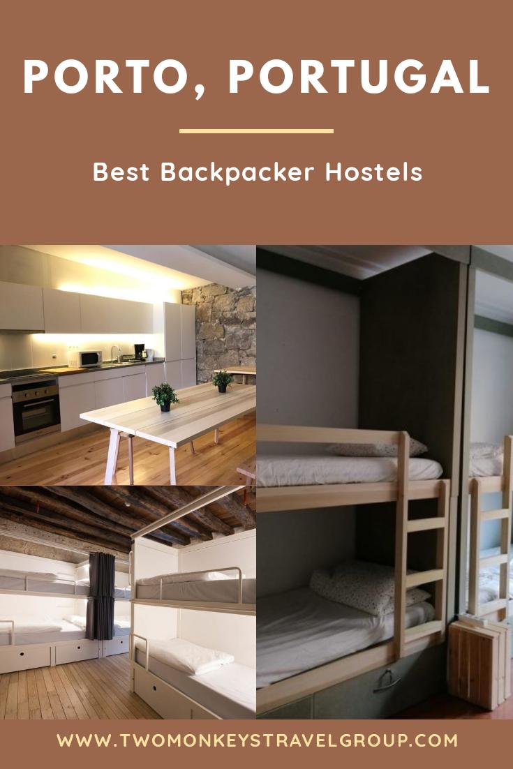 Best Backpacker Hostels in Porto, Portugal