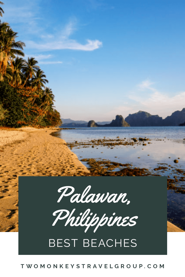 Best Beaches in Palawan, Philippines