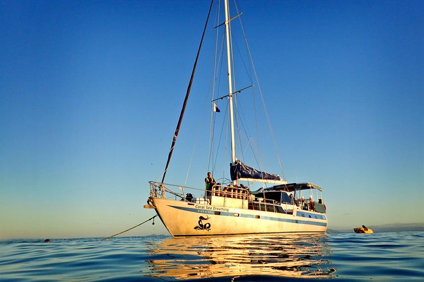 Best Liveaboards Dive Trips at the Great Barrier Reef2