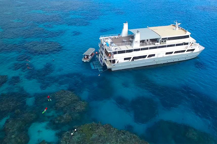 Best Liveaboards Dive Trips at the Great Barrier Reef6