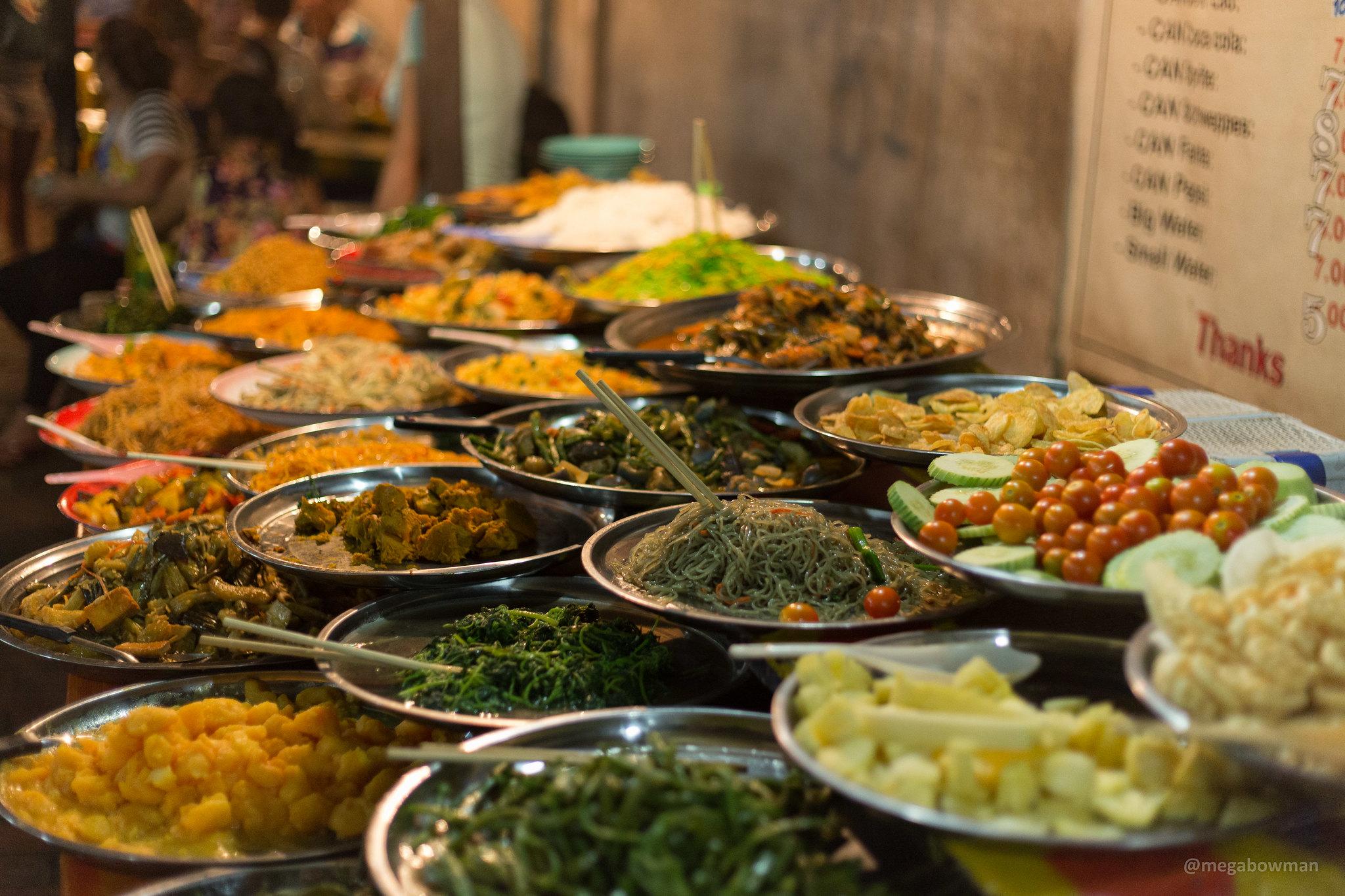 Best Local Food in Laos