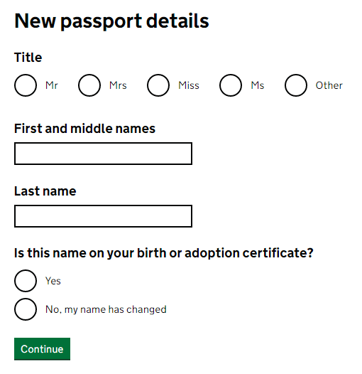 Guide on How to get a UK Passport4