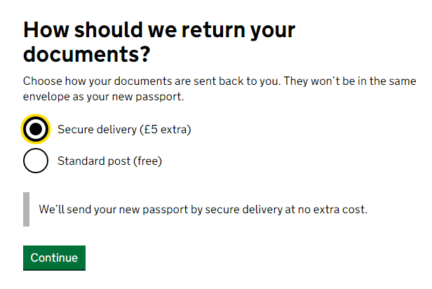 Guide on How to get a UK Passport