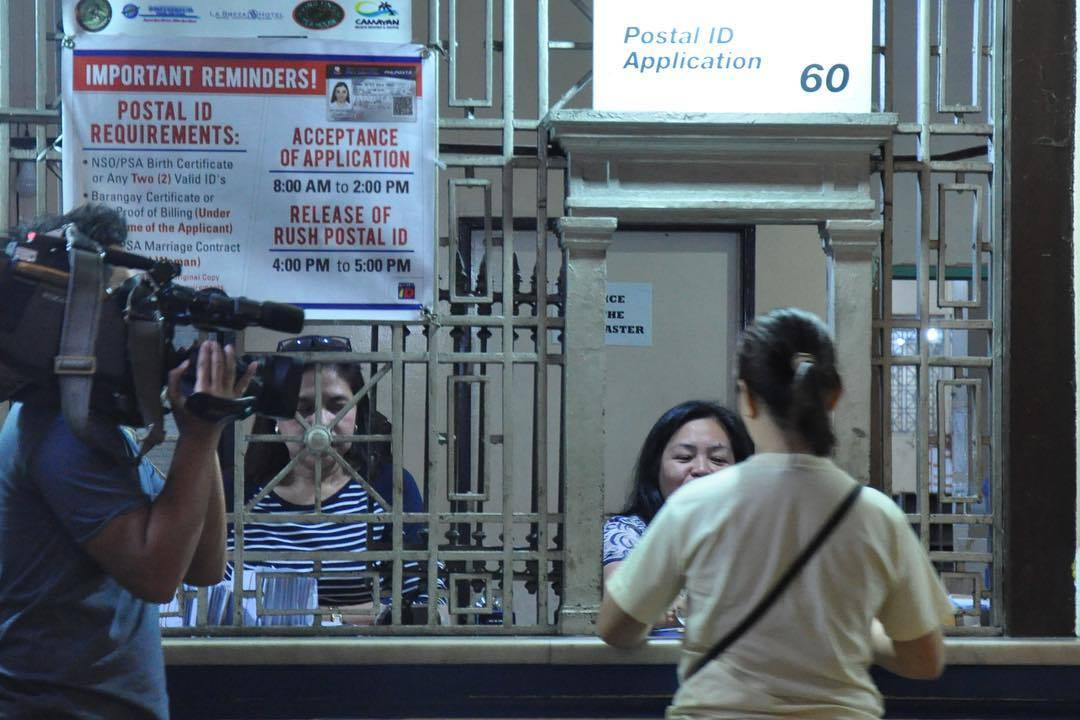 How to Apply for a Philippine Postal ID