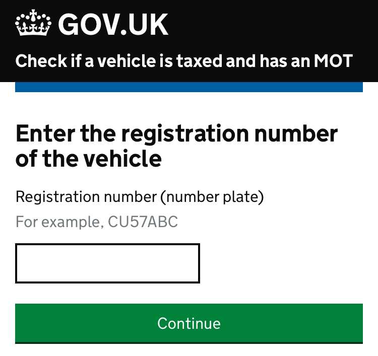 How to Check MOT of your Car in the UK