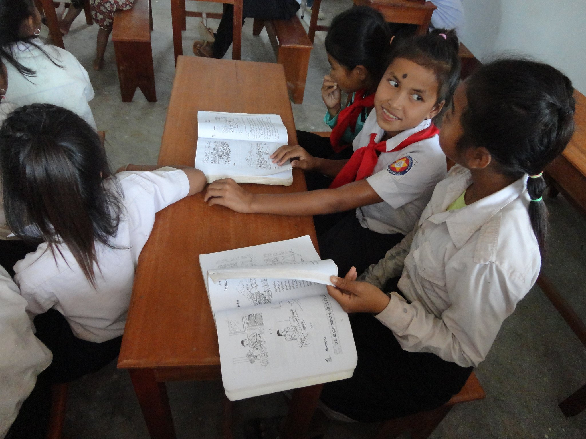 How to Teach English in Laos