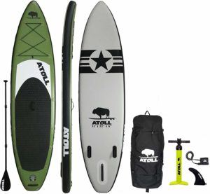 Inflatable SUP 1