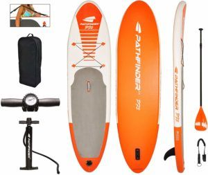 Inflatable SUP 8