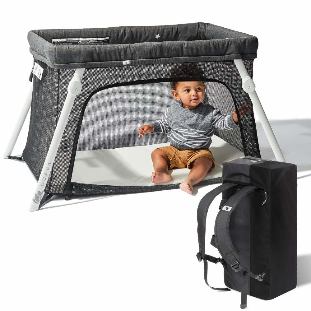List of 10 Best Travel Cots for Traveling with a Baby 2