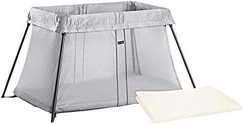 List of 10 Best Travel Cots for Traveling with a Baby 4