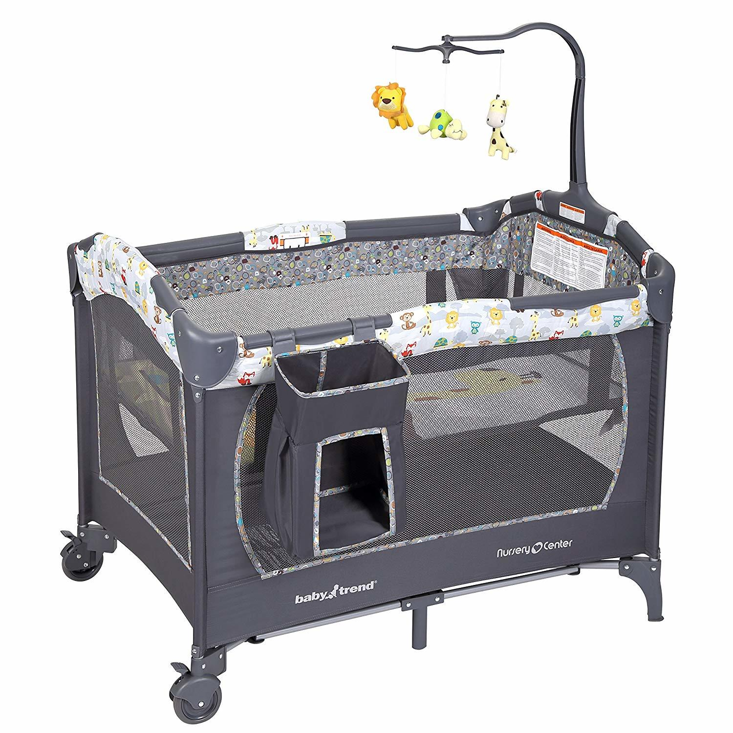 List of 10 Best Travel Cots for Traveling with a Baby 5