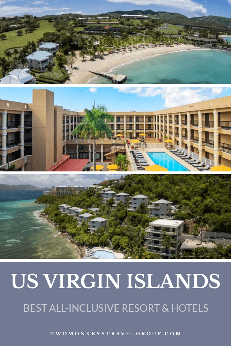 List of Best All Inclusive Resort and Hotel in US Virgin Island