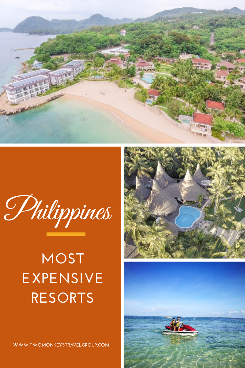 List of Most Expensive Resorts in the Philippines