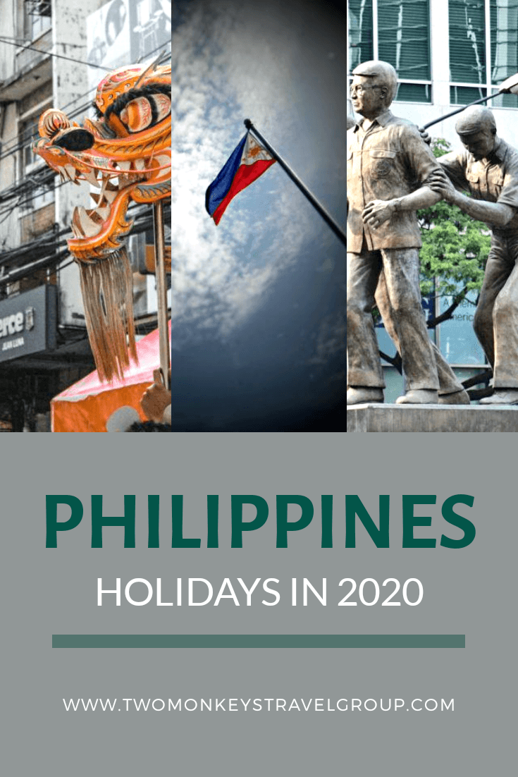 List of Philippines Holidays in 2020 [with Tips on How to Organize Your Vacation Leave Schedule]