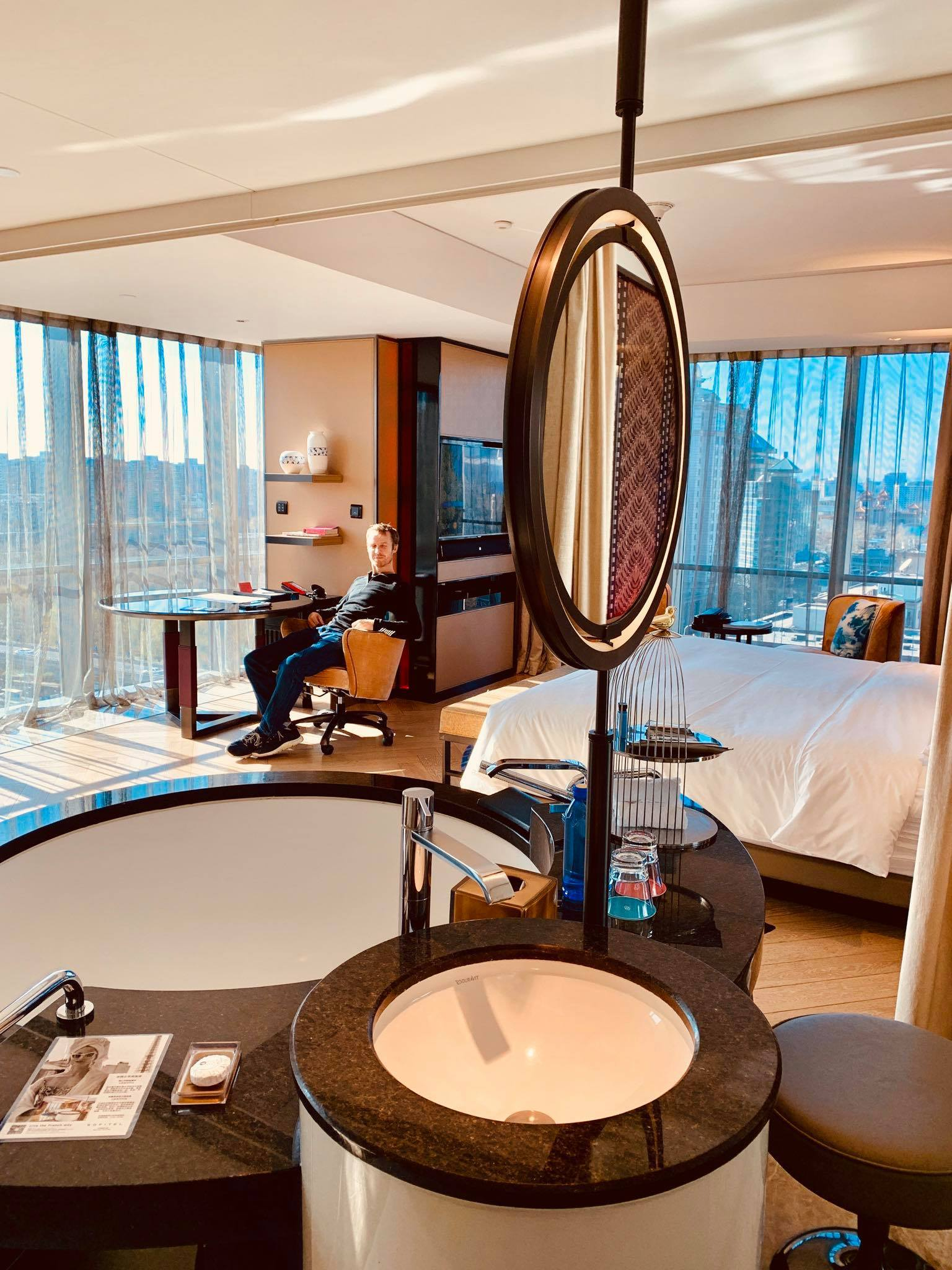 Our Luxury Stay with Sofitel Beijing Central3