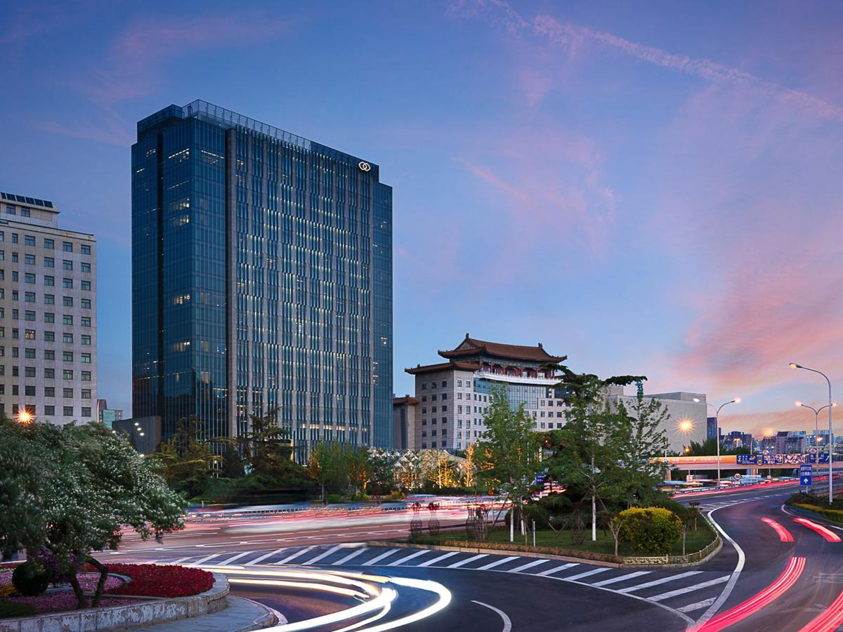 Our Luxury Stay with Sofitel Beijing Central5