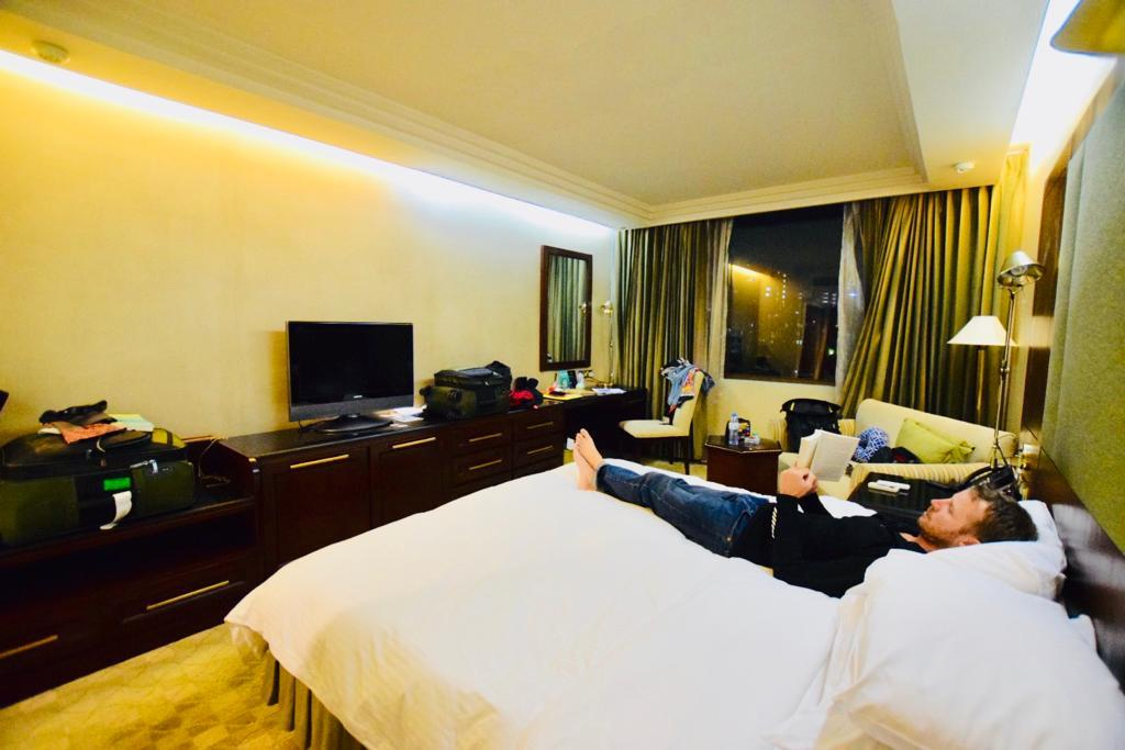 Our Stay at the Pan Pacific Sonargon Hotel in Dhaka, Bangladesh